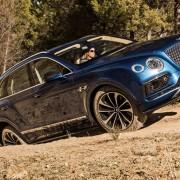 Первый русский тест драйв Bentley Bentayga