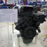Новое семейство двигателей КамАЗ P6 (КамАЗ 910)