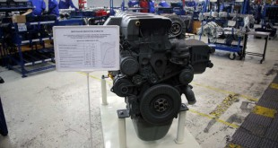 Новое семейство двигателей КамАЗ P6