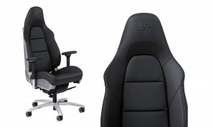 Porsche создала офисное кресло. Видео