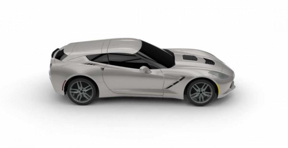 Спецпакет AeroWagen для Chevrolet Corvette