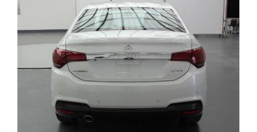 Новый седан Ситроен С4: дизайн, фото и характеристики