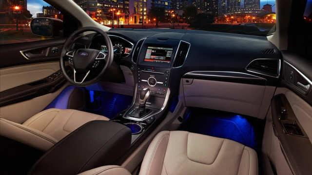 Ford Edge 2018 цена технические характеристики и фото