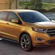 Ford Edge 2018: подробности о рестайлинге