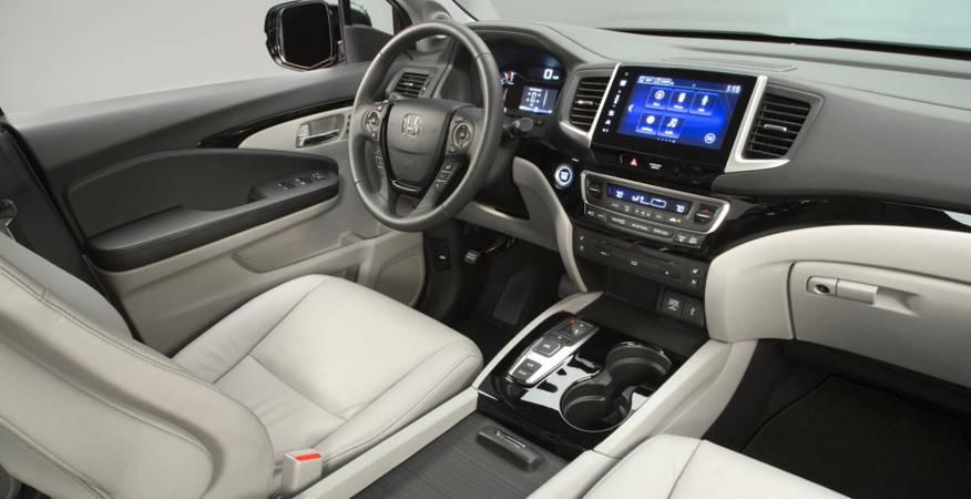 Хонда Пилот 2016 цена в России