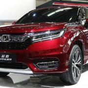 Новый Honda Avancier успешно дебютировал на автошоу в Пекине 2016