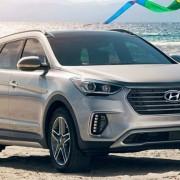 Новый Hyundai Santa Fe 2016 комплектации и цены в России
