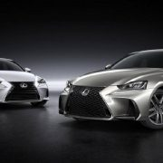 Автошоу в Пекине: LEXUS IS 2017