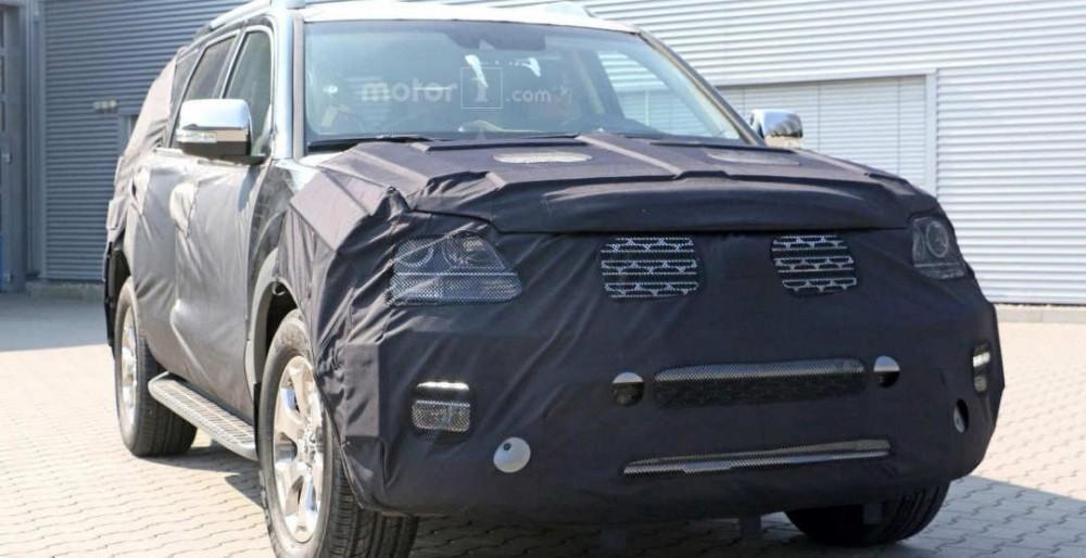 Киа Мохаве 2017 новый кузов, комплектации и цены, фото