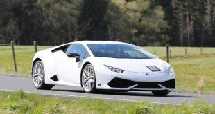 Lamborghini Huracan Superleggera: фото и технические характеристики