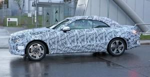 Кабриолет Mercedes-Benz E-Class: технические характеристики и фото
