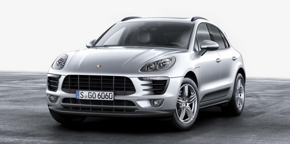 Новая базовая комплектация Porsche Macan в России