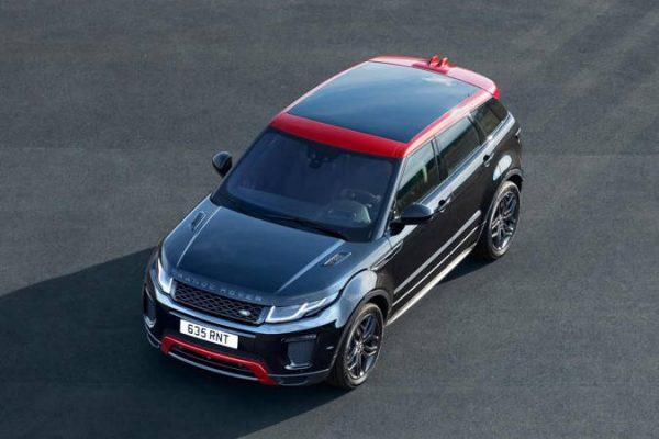 Range Rover Evoque 2017 Ember Editon (2)