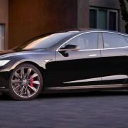 Компания Тесла представит обновленную модель S уже в апреле