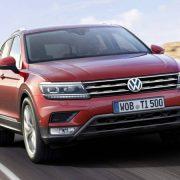 Volkswagen Tiguan 2016 в России: комплектации и цены