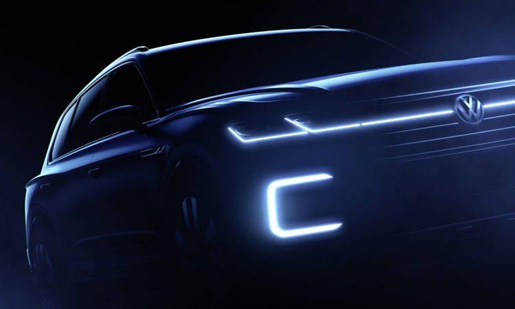 Volkswagen создает новый кроссовер (1)