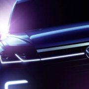 Volkswagen создает новый кроссовер