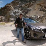 Mazda CX-5 2016 в видео тест-драйве Павла Блюдёнова