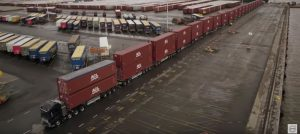 Volvo FH16 против 750 тонн груза