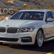 Новый рендер BMW 5 SERIES G30 2017