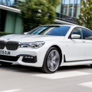 BMW 7-Series M Driver'S Line в России: цена и комплектации