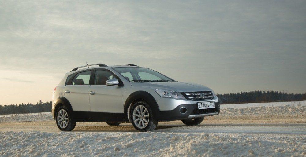 DFM H30 Cross новая цена и комплектации для России
