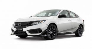 Honda Civic Sedan 2016 в новой комплектации Black Pack