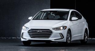 Hyundai Elantra Eco 2017
