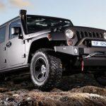 Jeep Wrangler 2018 года станет самым мощным внедорожником