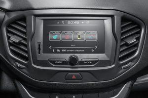Lada Vesta Comfort Multimedia - новая комплектация