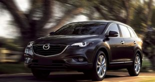 Старт продаж Mazda CX-9 2016: цена и комплектации