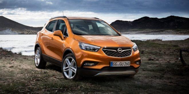 Старт продаж Opel Mokka X 2016: цена и комплектации