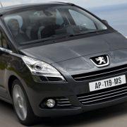 Peugeot 5008 перебирается в класс SUV