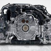 Новый битурбинированный двигатель V8 Porsche для PANAMERA и CAYENNE