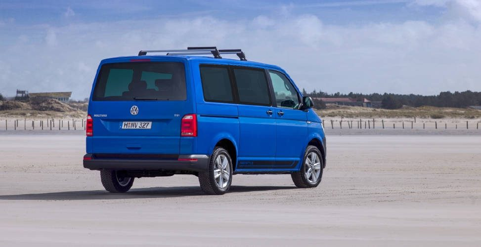 Volkswagen Multivan Freestyle
