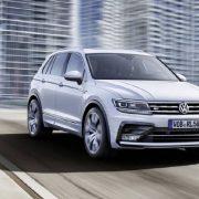 Старт продаж Volkswagen Tiguan 2017: цена и комплектации