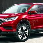 Хонда СРВ 2016 новый кузов комплектации и цены фото