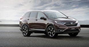 Хонда СРВ 2018 модельного года: фото и характеристики