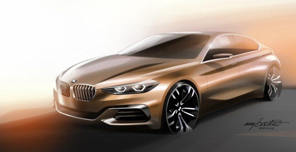 BMW M2 Gran Coupe фото и характеристики