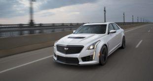 Cadillac CTS 2017 представлен официально: цена, фото и характеристики