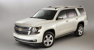 Chevrolet Tahoe 2016: старт продаж и цена в России