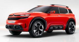 Citroen Aircross Concept запускают в серию