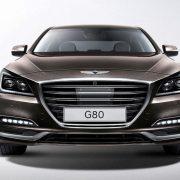 Genesis G80 2017 дебютировал на мотор-шоу в Пусане