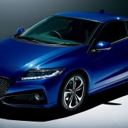 Honda CR-Z Final Label — прощальная версия