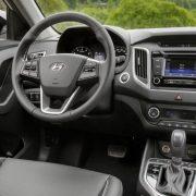 Hyundai впервые официально показал салон Creta