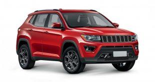 Новый Jeep 551 сменит на рынке Jeep Compass и Jeep Patriot