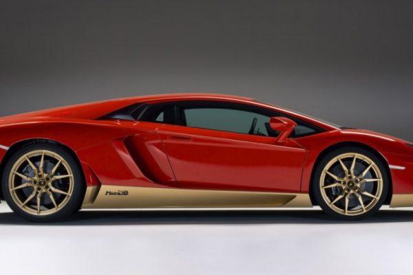 Lamborghini Aventador Miura Homage (2)