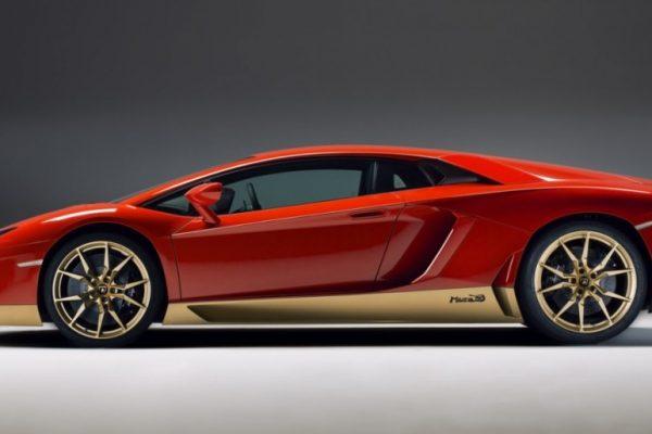 Lamborghini Aventador Miura Homage (3)