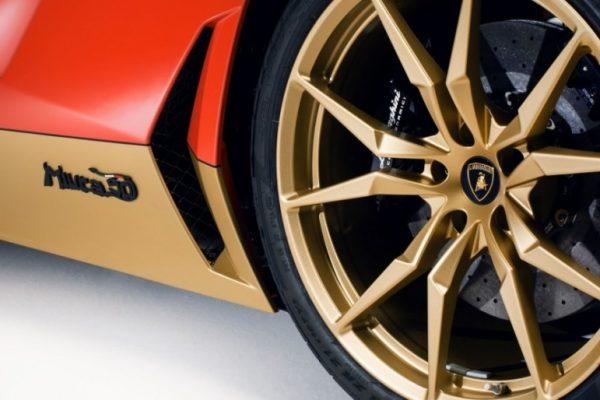 Lamborghini Aventador Miura Homage (5)