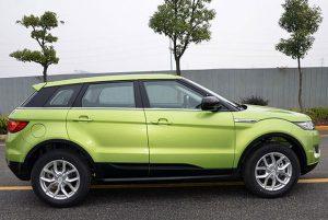 Jiangling Motor - скандальный клон Jaguar Land Rover